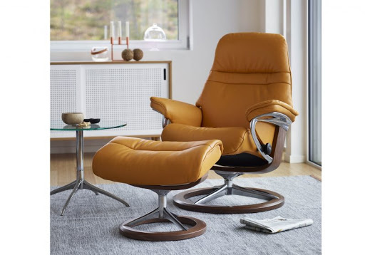FAUTEUIL RELAXATION PENDULAIRE STRESSLESS