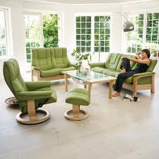 SALON RELAXATION PENDULAIRE STRESSLESS
